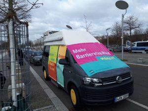 Bild vom MehrBarrierefreiheit Wagen