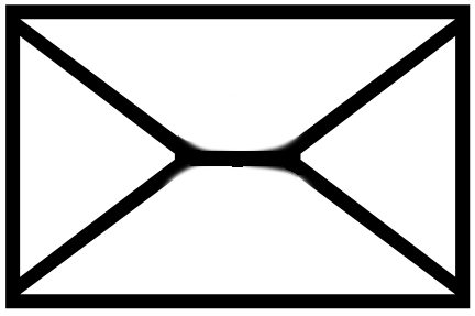 Briefumschlag-Symbol